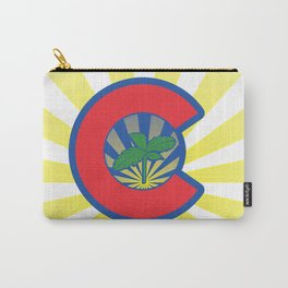 Colorado Sprout Carry-All Pouch