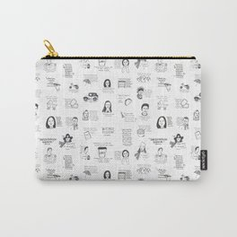 Gilmore Girls quotes Carry-All Pouch