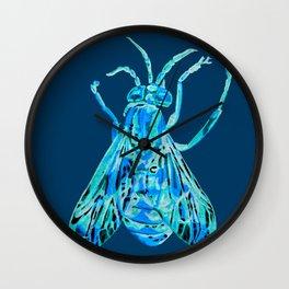 Horse Fly Wall Clock