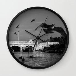 Incipit Wall Clock