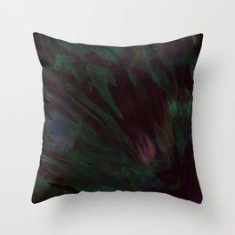 Simmering beneath Throw Pillow