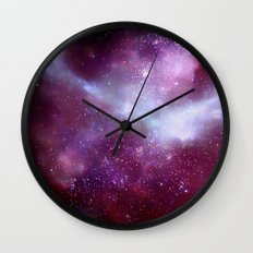 A Night Without Lights Wall Clock