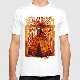 Tipi coffee T-shirt