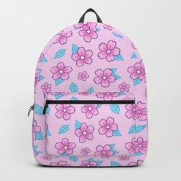 Sakura // Pink Backpack