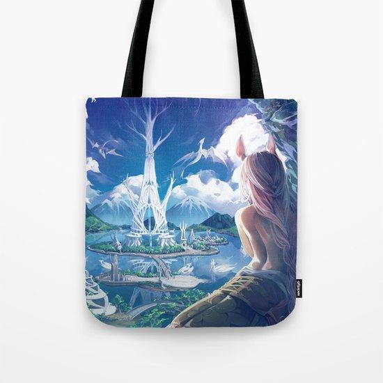 Lilandra Tote Bag