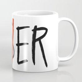 Loser | Lover Coffee Mug