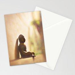 Dreaming Like Buddha Stationery Cards