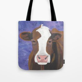 A Cow Named Beulah Tote Bag
