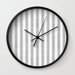 SEASIDE STRIPE Wall Clock