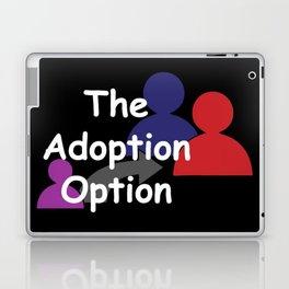 """The Adoption Option"" TV Show Logo Laptop & iPad Skin"