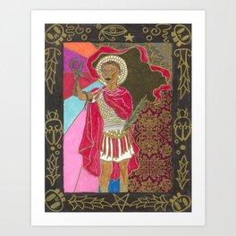 San Expedito Art Print