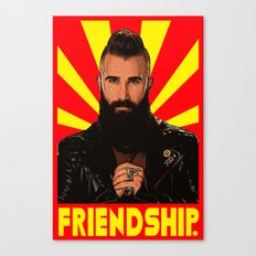 Friendship  |  Paul Abrahamian  |  Big Brother Canvas Print