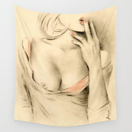 Aphrodite der Moderne Wall Tapestry