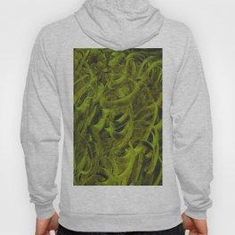 Pellucidar Sap Green Abstract Hoody