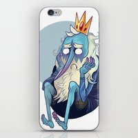 musa iPhone & iPod Skins featuring sadking by musa