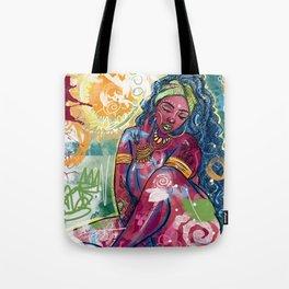 Isoke Tote Bag