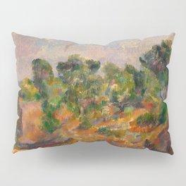 """Paul Cezanne """"Bibémus"""" Pillow Sham"""