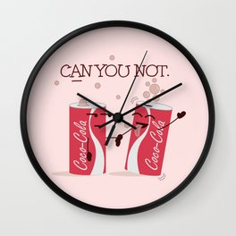 Can You Not Wall Clock