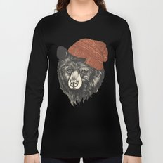 zissou the bear Long Sleeve T-shirt
