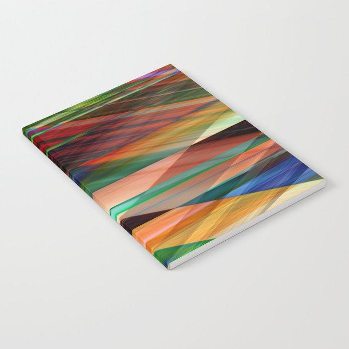 color shadows 2 Notebook
