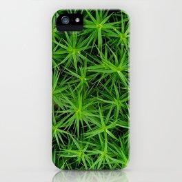 star moss iPhone Case