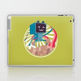 Go Go Mecha Kitty Laptop & iPad Skin
