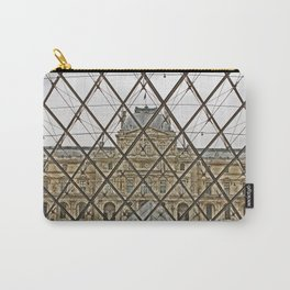 Louvre Vision Carry-All Pouch