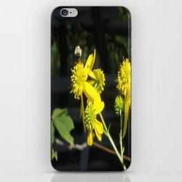 Pollen for my Queen iPhone Skin