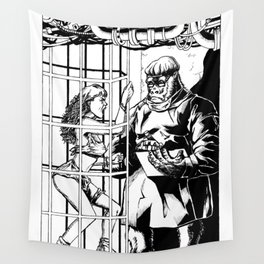 Planet of the Apes Wall Tapestry