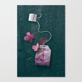 The Art of Tea II Canvas Print