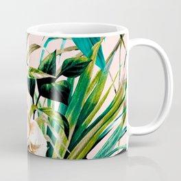 Pattern floral tropical 001 Coffee Mug