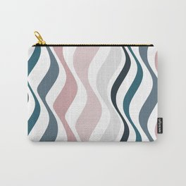 Abstract background 555 Carry-All Pouch