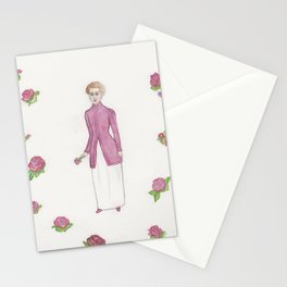 Madame La Rose Stationery Cards