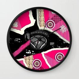 Dolfin Wall Clock