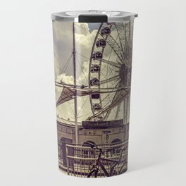 The Brighton Wheel Travel Mug
