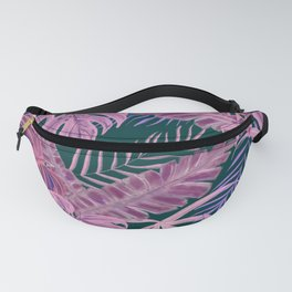 Pink Psychedelic Paradise Fanny Pack