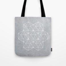 Sacred Geometry - Stars Tote Bag