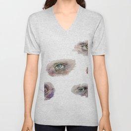 Eye Studies Unisex V-Neck