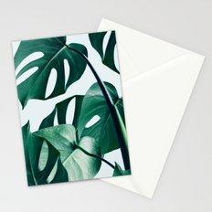 Monstera #society6 #artprints #buyart Stationery Cards