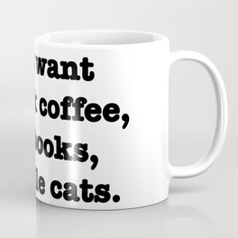 Cat Love Coffee Mug