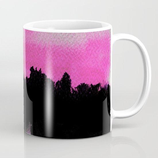 Deconstructed Horizon Mug