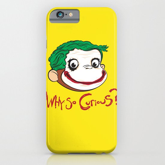 Why So Curious? iPhone & iPod Case
