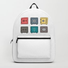 Money Vault Backpack