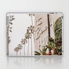 The Beverly Hills Hotel / Los Angeles, California Laptop & iPad Skin