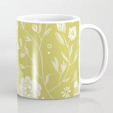 Sunny floral pattern Mug
