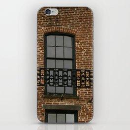 Savannah Warehouse Window iPhone Skin