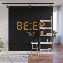 Beer time Wall Mural