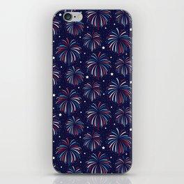Star Spangled Night iPhone Skin