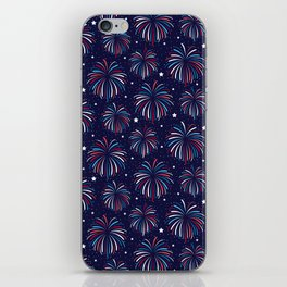 Star Spangled Night iPhone Skin