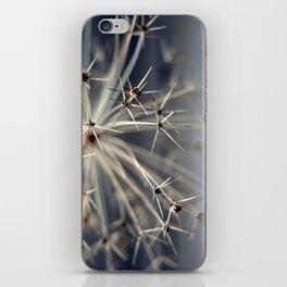 Dried Allium iPhone Skin